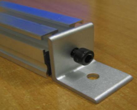 Profilati alluminio roma terminali antivento per stufe a for Profili alluminio leroy merlin
